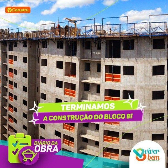 Apartamento no  condomínio clube Viver Bem, o mais completo de Caruaru - Foto 9