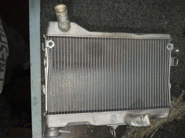 Radiador da MT07 - Foto 2