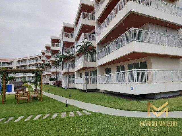 Apartamento com 3 quartos à venda por R$ 460.000 - Porto das Dunas - Aquiraz/CE - Foto 9