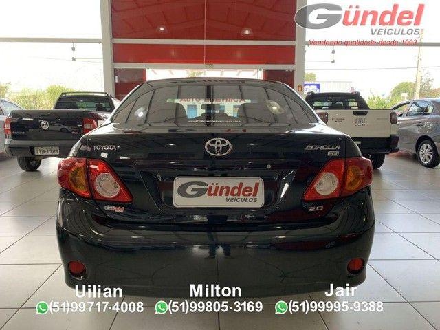 Toyota Corolla XEi 2.0 Flex 16V Aut. - Foto 5