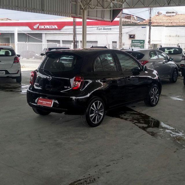 Nissan March 1.6 Sl CVT 2018/18 - Foto 20