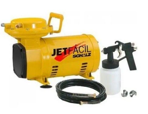 Compressor De Ar Direto Jet Fácil  - Foto 5