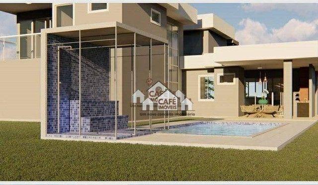 Casa com 4 dormitórios à venda, 251 m² por R$ 1.490.000,00 - Condomínio Mirante do Fidalgo - Foto 8