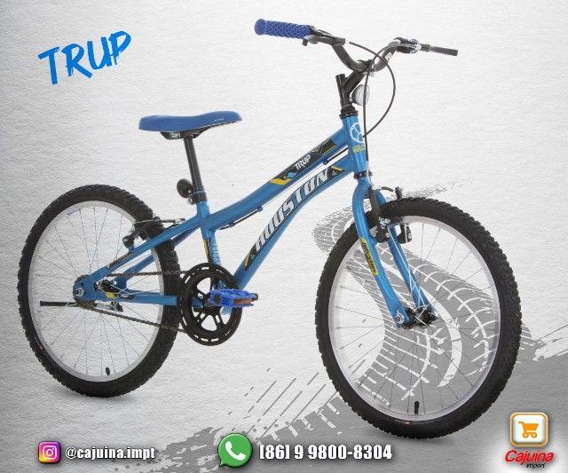 Bicicleta Aro 20 Houston Trup T24sd9sd21 - Foto 4