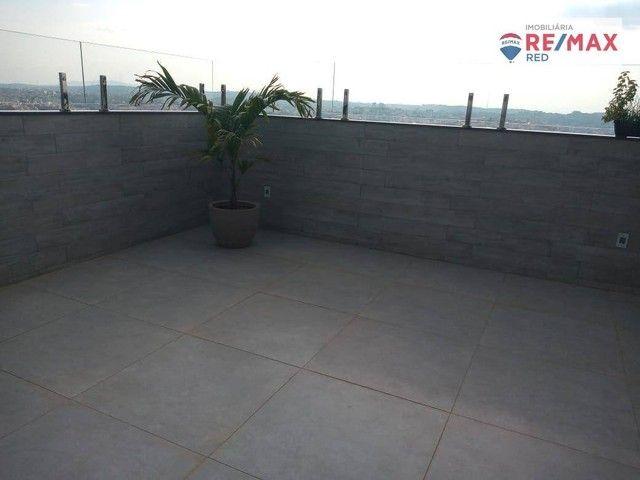 Cobertura com 3 dormitórios à venda, 200 m² por R$ 660.000,00 - Novo Horizonte - Conselhei - Foto 6