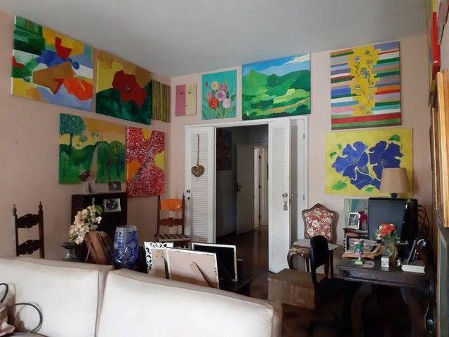 Casa para venda possui 420  metros quadrados com 5 quartos em Gávea - Rio de Janeiro - - Foto 15