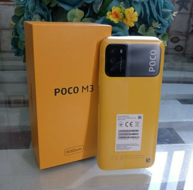 Poco M3 128GB Lacrado em até 12x no cartão