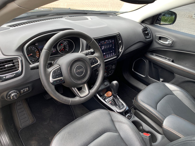 Compass Limited 2.0 flex - 2018/2019 - 9500km - Foto 5