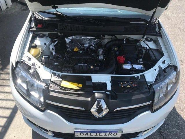 Renault Sandero  Vibe 1.0 12V SCe (Flex) FLEX MANUAL - Foto 4