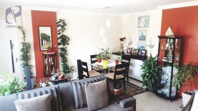 Apartamento com 3 dormitórios à venda, 143 m² por R$ 695.000,00 - Aldeota - Fortaleza/CE - Foto 3