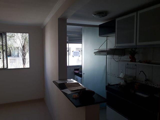 Apartamento de dois quartos financiado e reformado próximo ao centro de Belford roxo - Foto 13