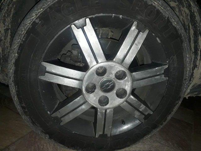 4 rodas zafira aro 16