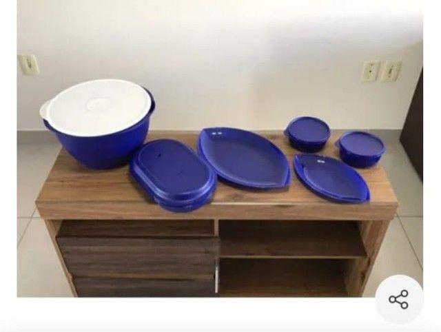 Kit da Tupperware