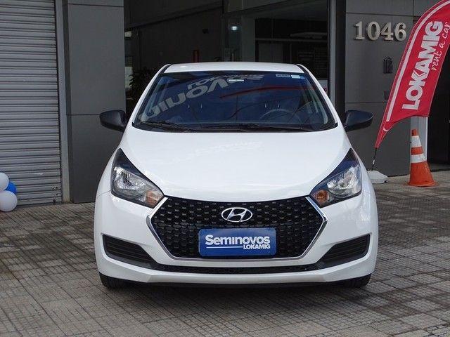Hyundai Hb20 2019 1.0 unique 12v flex 4p manual - Foto 3