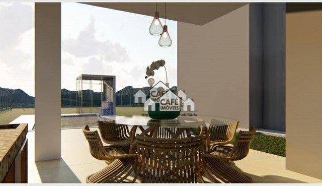 Casa com 4 dormitórios à venda, 251 m² por R$ 1.490.000,00 - Condomínio Mirante do Fidalgo - Foto 2