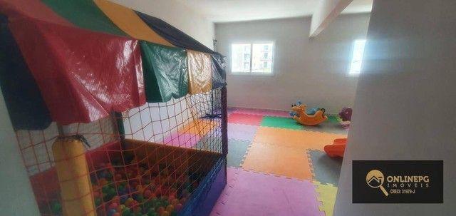 Apartamento com 2 dormitórios à venda, 80 m² por R$ 420.000,00 - Vila Tupi - Praia Grande/ - Foto 11