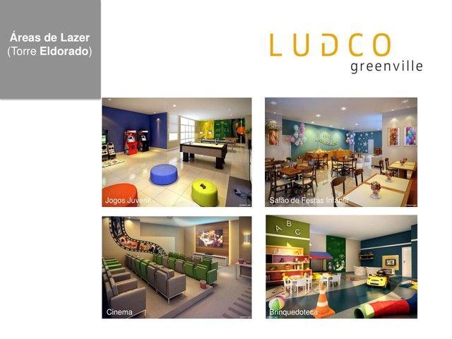 Apartamento a venda com 4 suítes com 180m² em Ludco Greenville - Foto 13