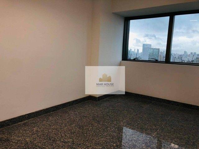 Sala, 353 m² - venda por R$ 3.003.000,00 ou aluguel por R$ 24.059,14/mês - Ilha do Leite - - Foto 16