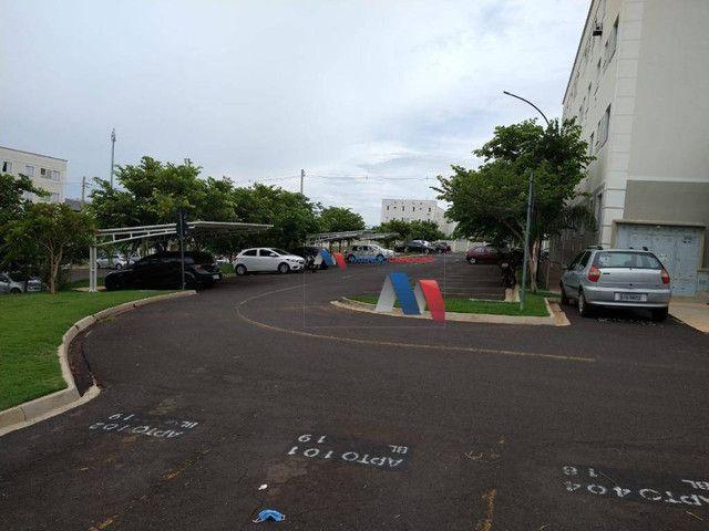 Apartamento com 2 dormitórios à venda, 50 m² por R$ 140.000,00 - Rios di Itália - São José - Foto 4