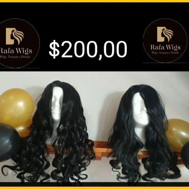 Peruca , lace Wigs  - Foto 3