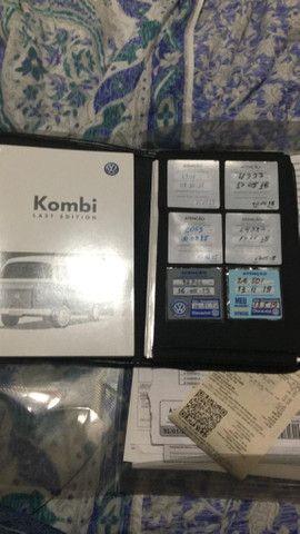 VW Kombi 1.4 Last Edition  2013/2014 (n° 1.149) - Foto 14