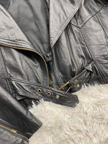 Jaqueta de couro  - Foto 3