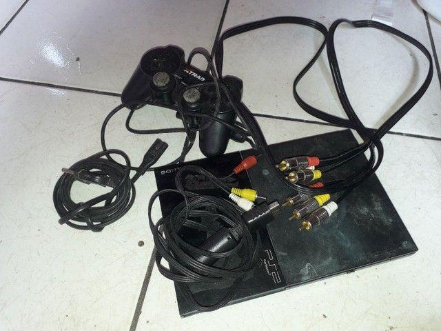 carcaça de PS 2