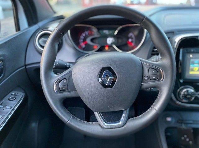 Captur Renault 2020 Intense 1.6 Cambio Cvt muito nova  - Foto 9