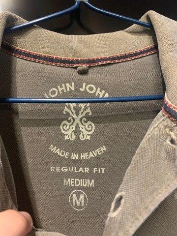 Camisa Polo John John - Foto 2
