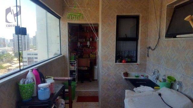 Apartamento com 3 dormitórios à venda, 143 m² por R$ 695.000,00 - Aldeota - Fortaleza/CE - Foto 16