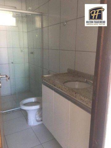 Apartamento com 2 dormitórios à venda, 65 m² por R$ 350.000,00 - Bessa - João Pessoa/PB - Foto 11