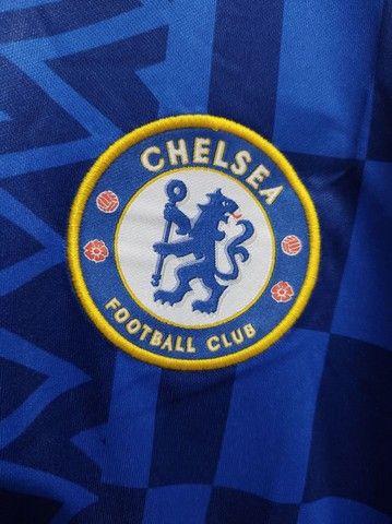 Camisa do Chelsea - Foto 6