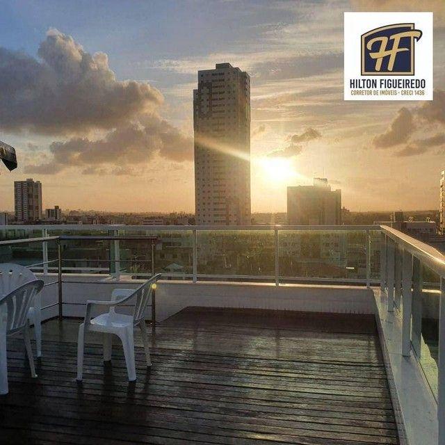 Apartamento com 2 dormitórios à venda, 65 m² por R$ 350.000,00 - Bessa - João Pessoa/PB - Foto 10