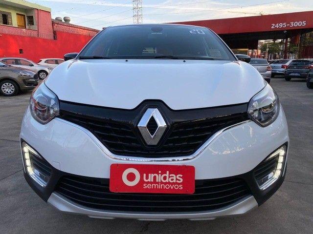 Captur Renault 2020 Intense 1.6 Cambio Cvt muito nova  - Foto 2
