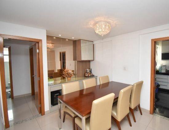 Apartamento 3 qtos 1 suite e 2 vagas= Bairro Castelo - Foto 4
