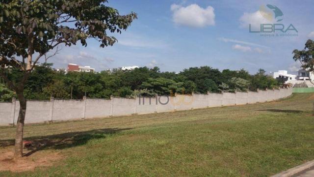 Terreno residencial à venda, Alphaville Nova Esplanada I, Votorantim - TE0104.