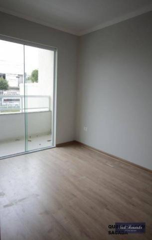 Apartamento à venda, Cidade Jardim, São José dos Pinhais - AP0055. - Foto 3