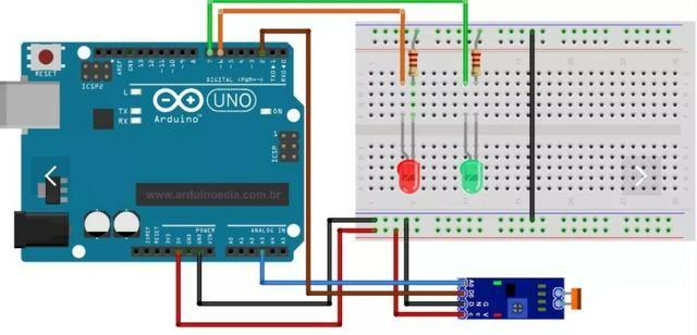 Modulo Sensor De Luz Ldr - Light Detect - Foto 5