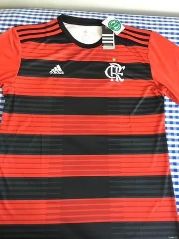 Camisa oficial Flamengo 2018