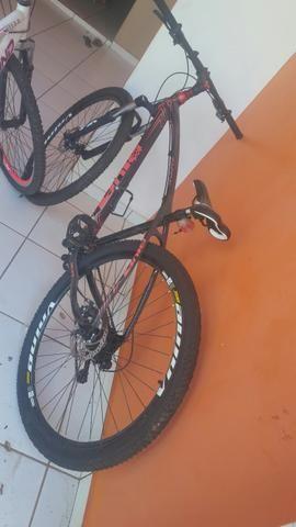 Vendo bike pouco usada aro 27