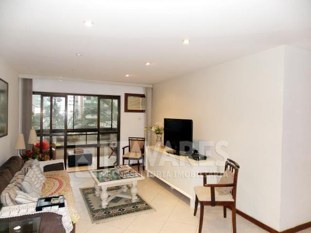 Apartamento à venda com 3 dormitórios em Barra da tijuca, Rio de janeiro cod:40946