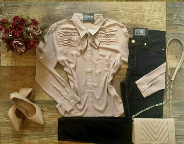 Blusa G - Roupas e calçados - Res União 99406e565c9c8