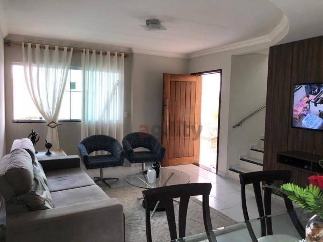 Casa com 3 dormitórios à venda, 143 m² por r$ 349.900 - parque das nações - parnamirim/rn - Foto 5