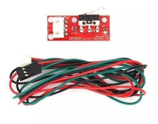 COD-AM138 Chave Fim De Curso P/impressora 3d /ramps1.4/endstop Arduino Automação Robot - Foto 3