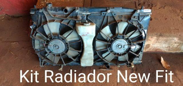 Kit radiador new fit