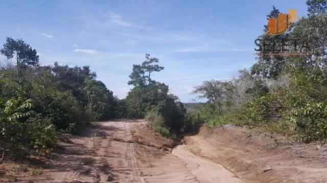 Fazenda rural à venda, Zona Rural, Barra do Bugres. - Foto 4