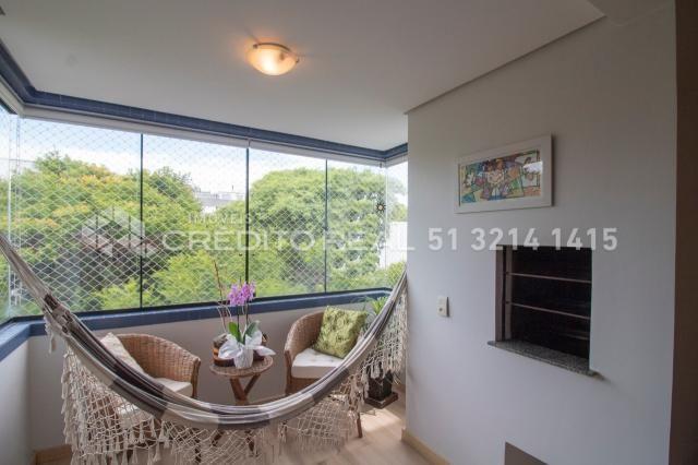 Apartamento à venda com 3 dormitórios em Santo antônio, Porto alegre cod:9888193 - Foto 2