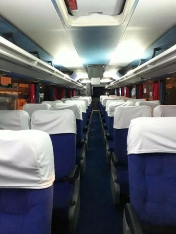 Onibus 40 lugares leito.Aceito automovel,microonibus ou imovel na troca. - Foto 4