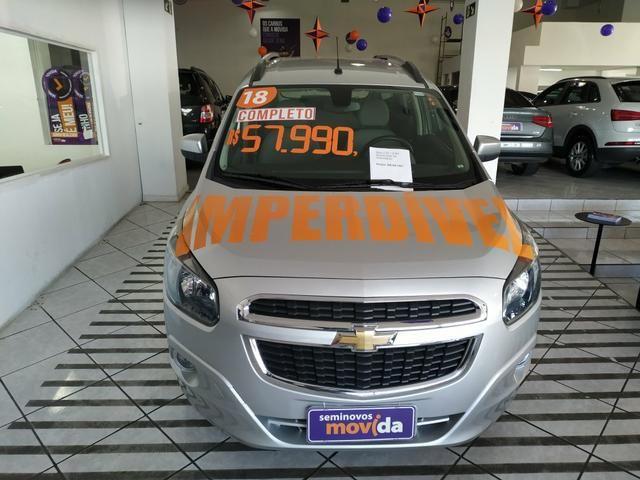 Gm - Chevrolet Spin LTZ 1.8 8V Econo.Flex 5p Aut