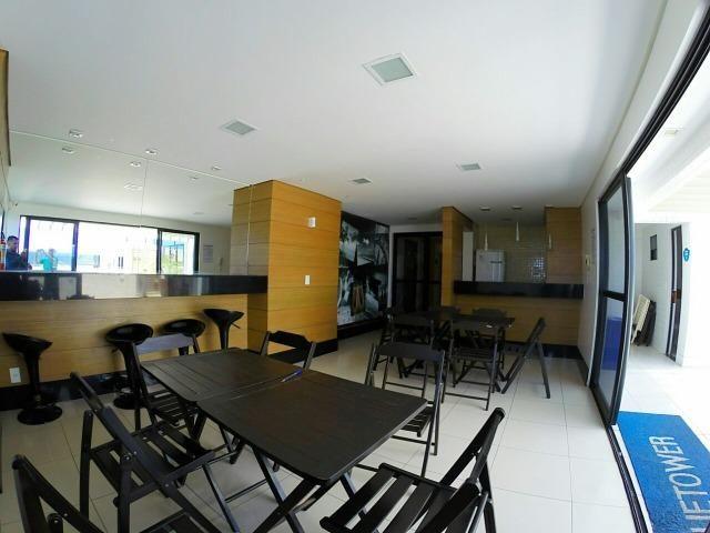 Apartamento Ja alugado/ Investidor Edf. Blue Tower 2/4 na Jatiúca - Foto 12